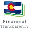 colorado financial transparency button